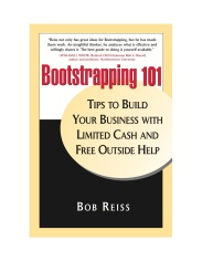 Bootstrapping 101 Book Cover